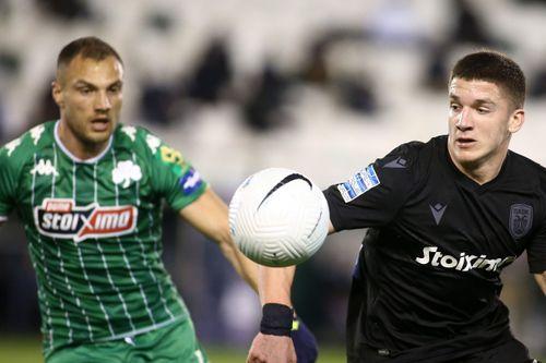 Super League: Οι ποδοσφαιριστές που μένουν ελεύθεροι - πράσινος τύπος