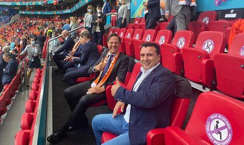 «Παγώνουν» τα μνημόνια με τη Βόρεια Μακεδονία μετά το tweet Ζάεφ - πράσινος τύπος