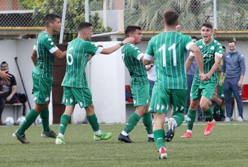 «Διέλυσε» την ΑΕΚ με τριάρα ο Παναθηναϊκός Κ-19 - πράσινος τύπος