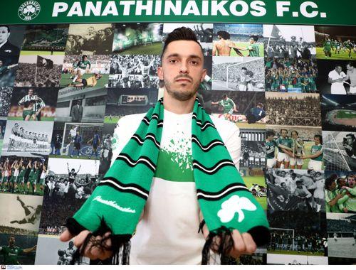 Κώτσιρας: «Τα πάντα για να δικαιώσω τον Παναθηναϊκό» - πράσινος τύπος
