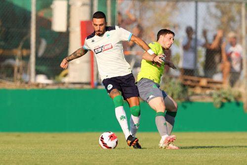 Νίκησε 3-0 την ομάδα Β' ο Παναθηναϊκός - Επέστρεψε μετά από 8 μήνες απουσίας ο Κουρμπέλης - πράσινος τύπος