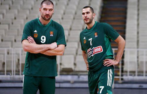 Μποχωρίδης: «Θα είναι διαφορετικά με γεμάτο ΟΑΚΑ - Όλα ξεκινούν από την άμυνα - πράσινος τύπος