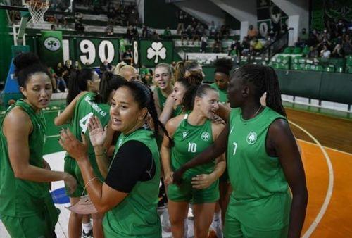 Μπάσκετ γυναικών: Ώρα Κυπέλλου - πράσινος τύπος