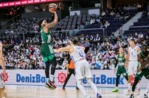 Ρεάλ Μαδρίτης-Παναθηναϊκός 88-65: Υποκλίθηκε στην ανωτερότητα, έχει ακόμα πολλή δουλειά! - πράσινος τύπος